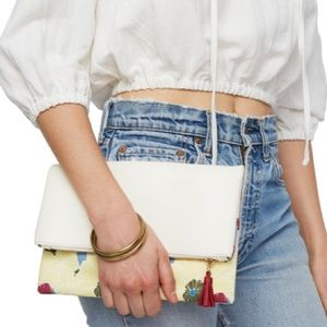Rachel Pally Bags - RACHEL PALLY REVERSIBLE CLUTCH - BLOOM